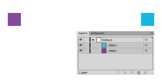 Create a Blending Color Scheme with the Blend Tool in Illustrator