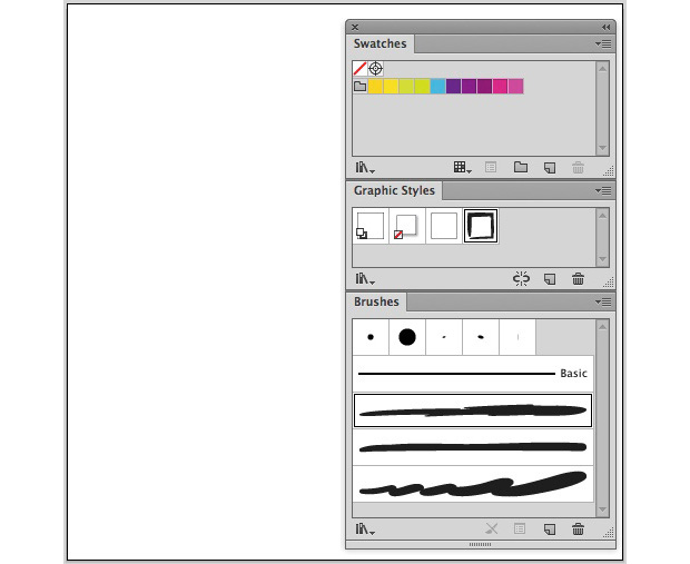 Create a Template Document in Illustrator