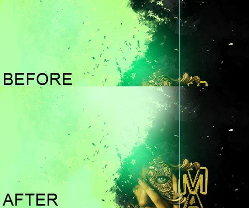 Create Beautiful Mystery Grunge Effect in Photoshop