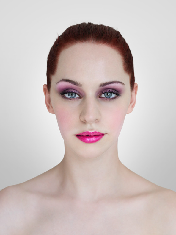 Photoshop Makeup Tutorial 16