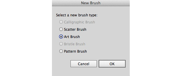 Create Custom Brushes using the Image Trace Tool in Illustrator