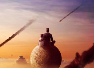Create a Surreal Apocalypse Photomanipulation