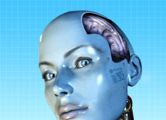 Create a Cyborg with Photoshop