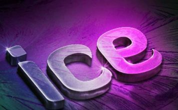 Create a Slick 3D Ice Text Effect with photoshop