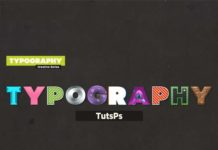 Create a Typography Wallpaper with 9 Different Text Effects Styles in Photoshop