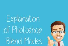 Explanation of Photoshop Blend Modes
