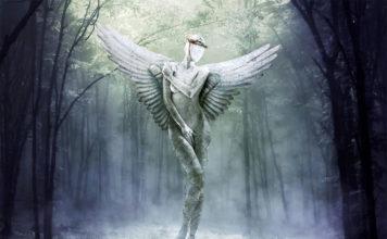 Mythological Statue Photomanipulation Photoshop Tutorial