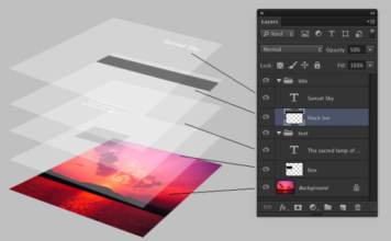 CORE SKILLS: PHOTOSHOP LAYERS (PART 1)
